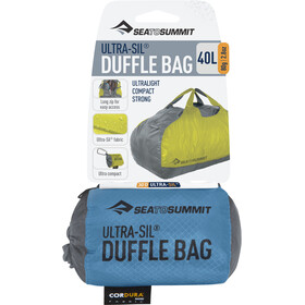 Sea to Summit Ultra-Sil Duffle Bag, sky blue